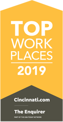 Top Work Place in 2019