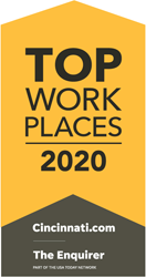 Top Work Place in 2020