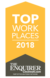 Top Work Place in 2018